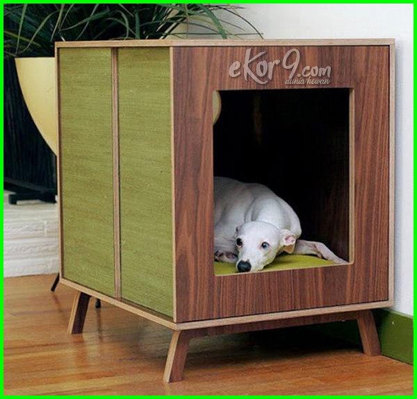 rumah anjing kayu murah dari jual harga membuat desain cara gambar foto bikin buat contoh model untuk
