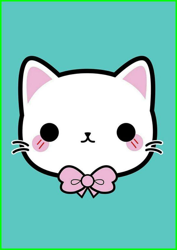 wallpaper kucing animasi lucu