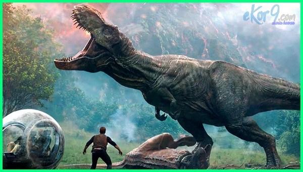 urutan dinosaurus karnivora terbesar