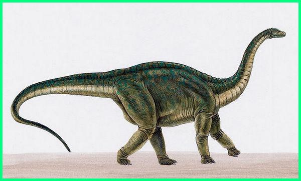 dinosaurus terbesar di kelasnya