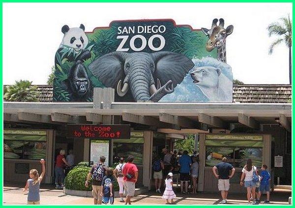 kebun binatang paling lengkap di dunia, kebun binatang paling besar di dunia