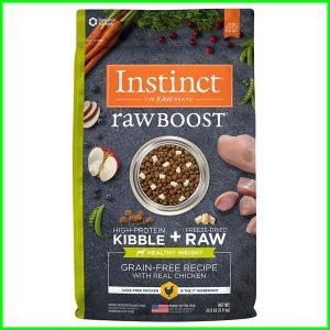 list of dog food brands