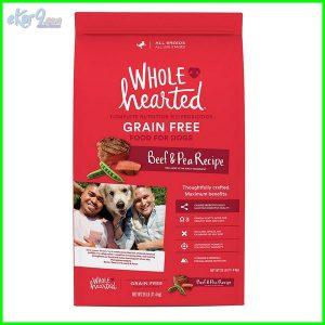 jenis makanan yang baik untuk anjing