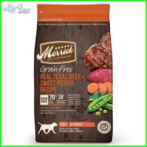 jenis makanan sehat untuk anjing