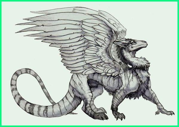 apakah naga mitos atau fakta, nama naga mitos