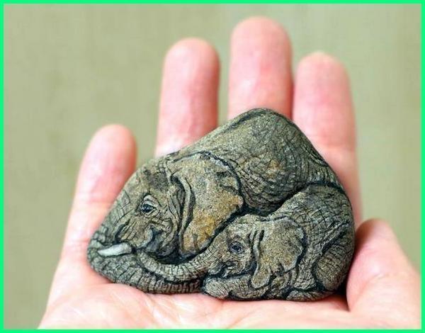 karya seni mosaik hewan, karya seni montase hewan, gambar karya seni hewan, karya seni dari hewan, karya seni lukis hewan, lukisan gajah
