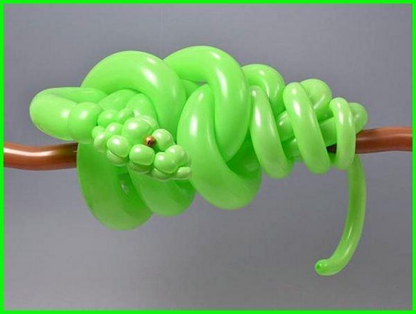 dekorasi balon unik,balon udara unik lucu, contoh balon unik, kreasi balon unik dan lucu