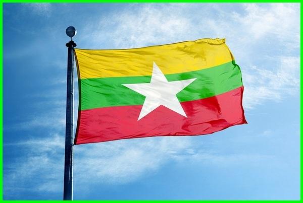 bendera myanmar 2019, bendera myanmar dan lambangnya, bendera myanmar dulu dan sekarang, bendera myanmar brainly, bendera asli myanmar, arti bendera myanmar, gambar bendera myanmar yang asli, bendera myanmar baru, kenapa bendera myanmar berubah, bendera negara myanmar baru