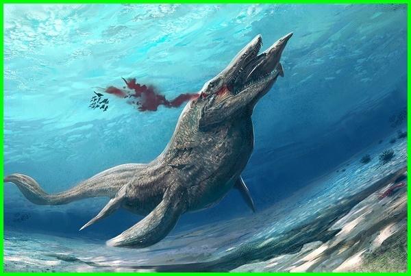 dinosaurus laut terganas, dinosaurus laut terbesar, dinosaurus laut terbesar di dunia, dinosaurus laut terkuat