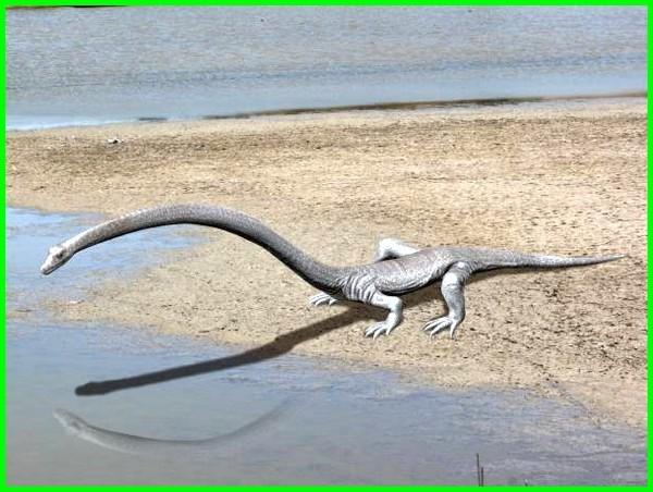 dinosaurus laut leher panjang,dinosaurus laut terbesar dan terganas, dinosaurus laut di jurassic world, penampakan dinosaurus di laut, dinosaurus yang hidup di laut